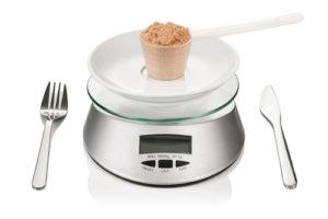 eiweißbedarf gramm protein